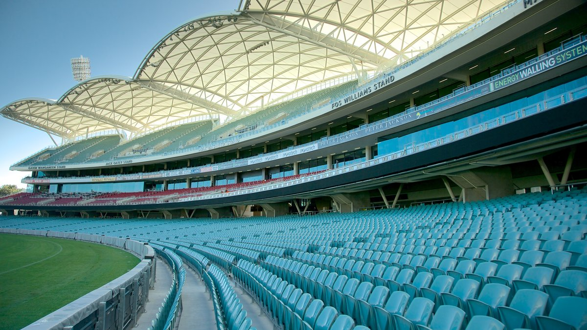 Scale New adelaide oval pictures