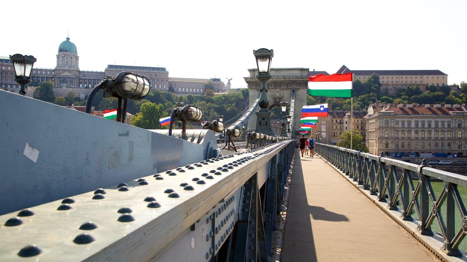 セーチェーニ鎖橋の画像 p1_19