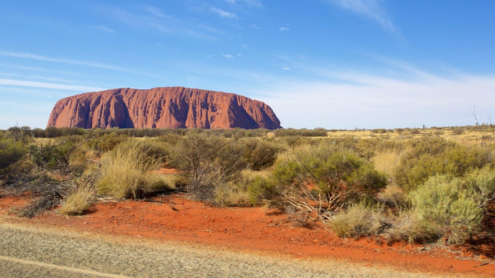 Uluru-Kata Tjuta National Park, Australia  № 891646 без смс