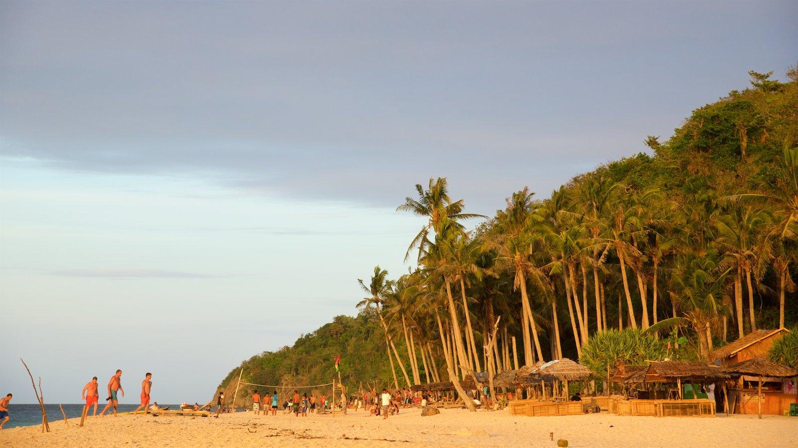 Puka beach boracay hotel
