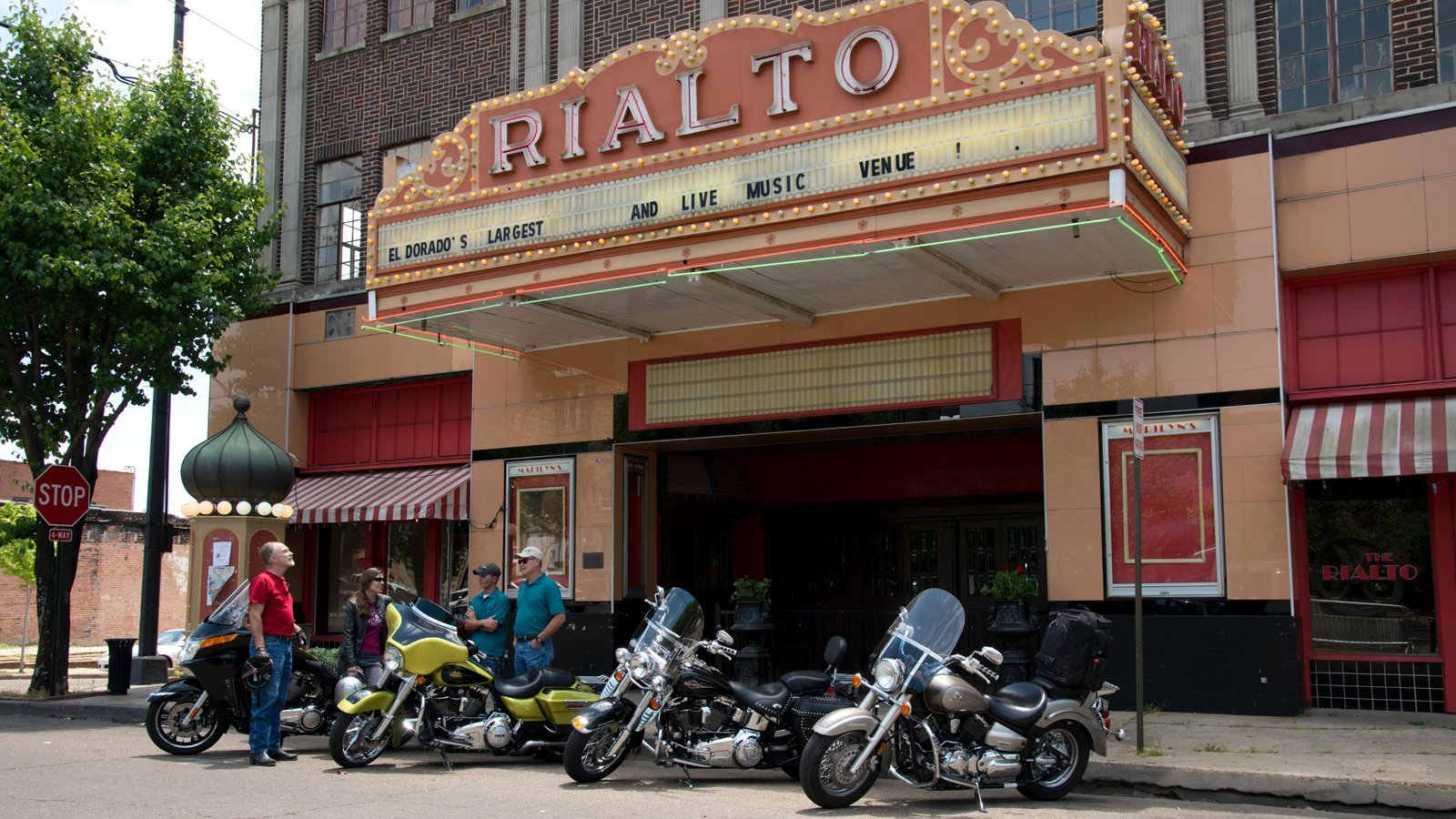 Eldorado ar movie theaters