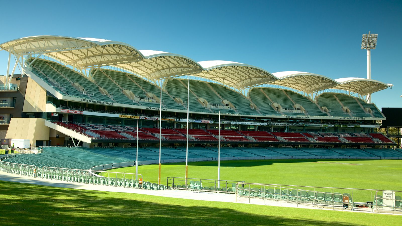 New adelaide oval pictures