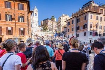 ,Coliseo,Colosseum,Con tour por Roma