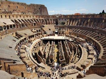 ,Coliseo,Colosseum,Otras formas de ver el Coliseo