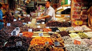 ,Santa Sofía,Gran Bazar,Mezquitas de Estambul,Mezquita Azul