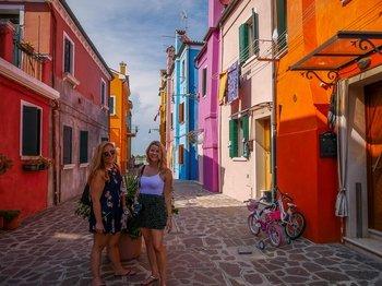 ,Excursión a Murano en barco,Excursion to Murano on a cruise