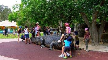 ,Excursión a Zoo de Australia