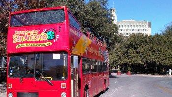 ,Tour por San Antonio