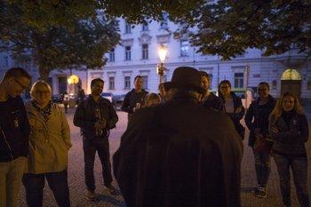 Ver la ciudad,Tours andando,Tour por Praga,Tour de misterios y fantasmas