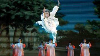 ,Espectáculo de Kung Fu en Pekín,Kung Fu Show