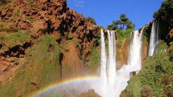 ,Cascadas de Ouzoud,Visita las cascadas