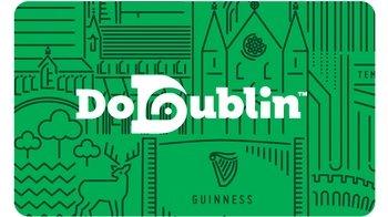 ,Dublín City Pass,Tarjeta de autobús turístico
