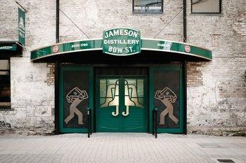 ,Destilería Jameson,Acceso sin colas