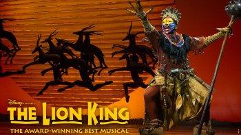 ,Musicales de Broadway ,Broadway Musicals,El Rey León