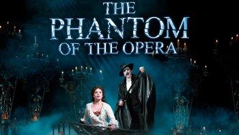 ,Musicales de Broadway ,Broadway Musicals,El Fantasma de la Ópera