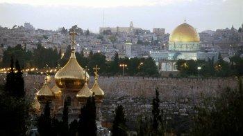 Salir de la ciudad,Excursiones de un día,Excursión a Jerusalén