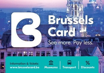 ,Brussels Card,Brussels City Pass,Solo Brussels Card