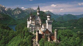 ,Castillo de Neuschwanstein,Tour por los Castillos