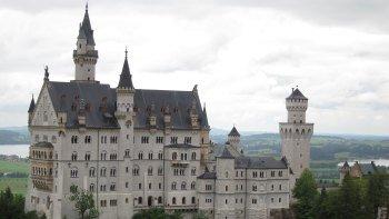 ,Castillo de Neuschwanstein,Sólo excursión