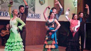 ,Espectáculo Flamenco,Triana
