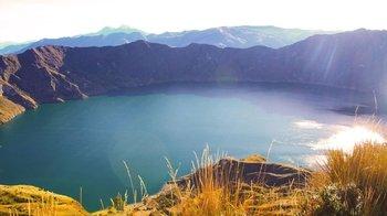 ,Excursión a Cotopaxi,Excursión a Cráter Quilotoa