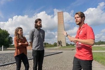 Ver la ciudad,Excursión a Sachsenhausen,Visita guiada