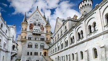 ,Castillo de Neuschwanstein