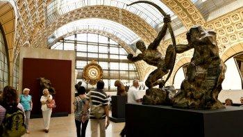 ,Museo de Orsay,Con guía