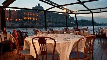 ,Crucero por el Sena,Con cena