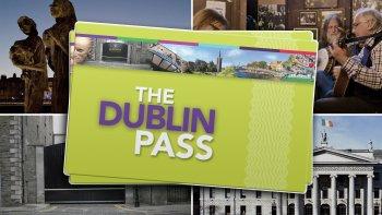 ,Dublín City Pass,Tarjeta de atracciones turísticas