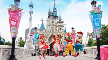 ,Lotte World Adventure Park