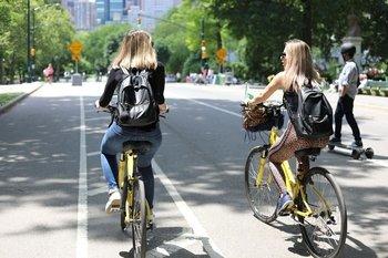 ,Tour Central Park,Central Park,Alquiler de bicicletas