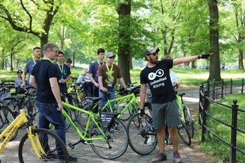 ,Tour Central Park,Central Park,Bicicleta