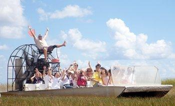 ,Excursión Everglades