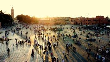 ,Visita a la Medina