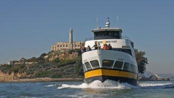 ,Visita Alcatraz,Crucero por la bahía