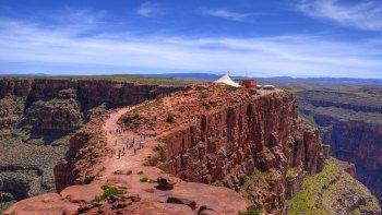 ,Grand Canyon,West Rim,Gran Cañón