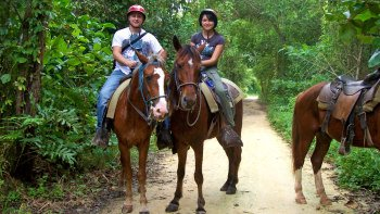 ,Paseo en caballo