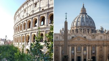 ,Con Vaticano,Vaticano,Vatican,Coliseo,Colosseum