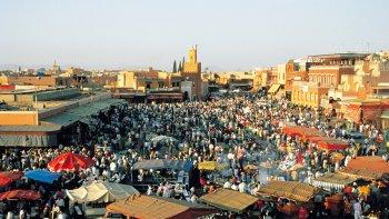 ,Visita a la Medina,Visita guiada
