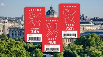 Ver la ciudad,Pases de ciudad,Viena Pass