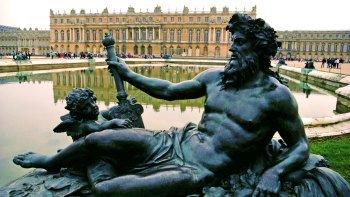 ,Palacio de Versalles,Palacio con audioguía