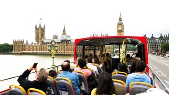 ,Crucero Támesis,Thames River Cruise,Crucero + Tour en bus
