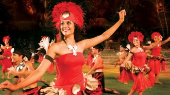 ,Centro Cultural de la Polinesia