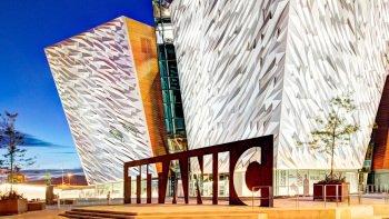 ,Museo Titanic Belfast
