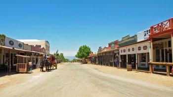 ,Excursión a Tombstone