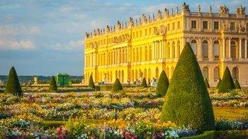 ,Museo del Louvre,Palacio de Versalles,Sin colas