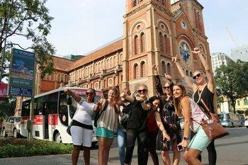 ,Tour por Ho Chi Minh