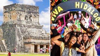 ,Excursión a Chichén Itzá,Excursion to Chichén Itzá