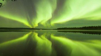 ,Paseo en trineo,Tour de la aurora boreal
